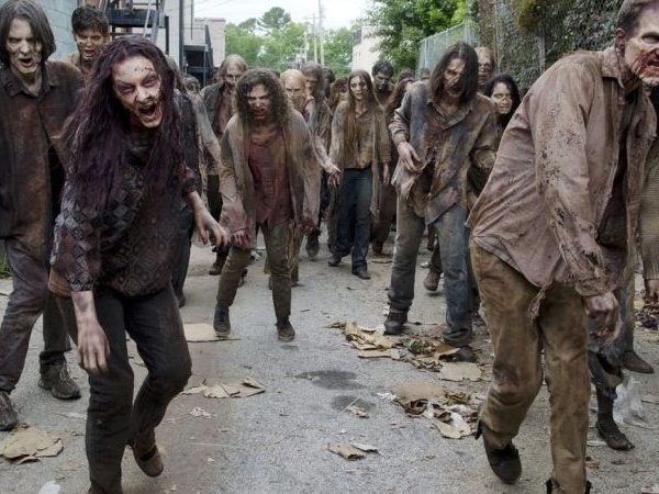 Trauma in the Media: My Obsession with The Walking Dead!
