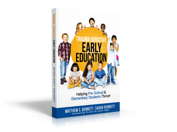 Interview with Sarah Bennett Author of Trauma-Sensitive Early Education