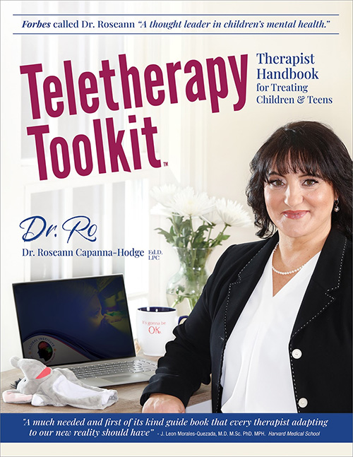Roseann Capanna-Hodge talks Trauma & Teletherapy